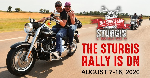 Is the Sturgis Motorcycle Rally Canceled?