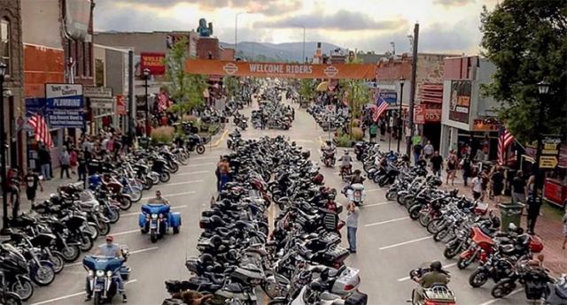 2021 Sturgis Motorcycle Rally is Revving up for 81st Anniversary in August