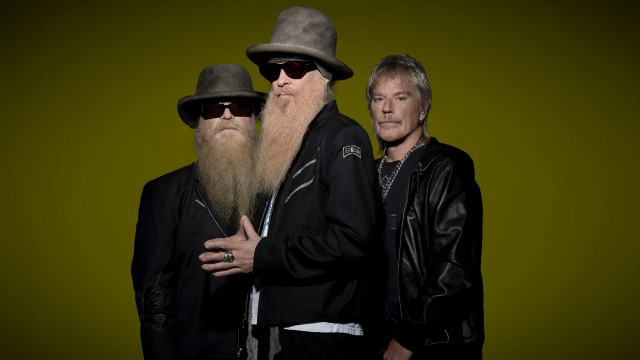 ZZ Top Announcement, And Gimme All Your Lovin' Too!