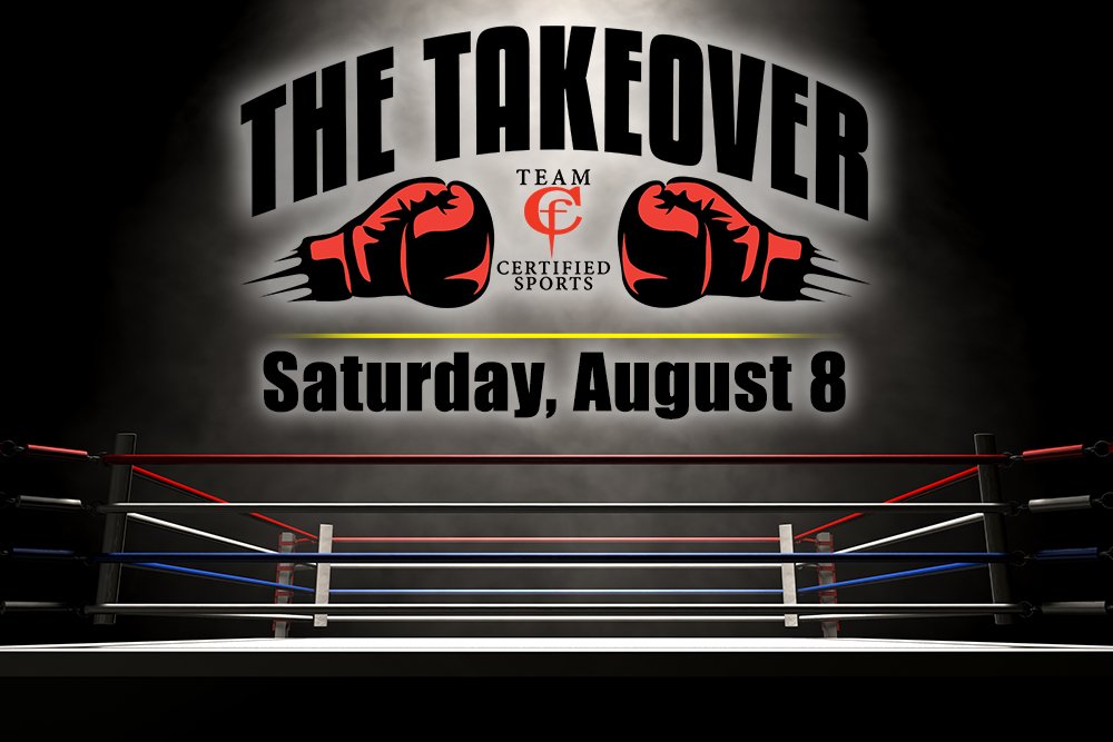 The Takeover - Team Certified Boxing Championships