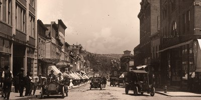 Historic Towns and sites to see while at the Sturgis Rally