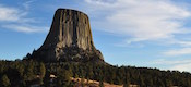Devils Tower National Monument WY