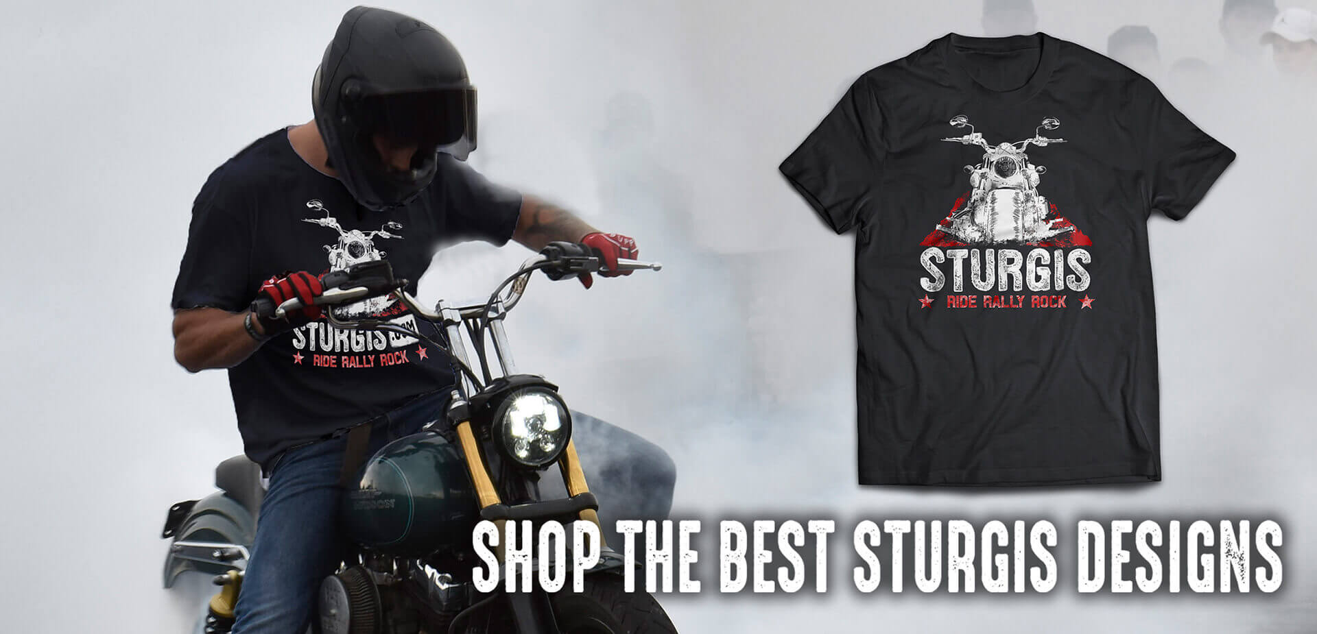 Sturgis Rally E-Commerce - Tshirts and more