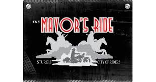 Sturgis Mayor's Ride photo #1