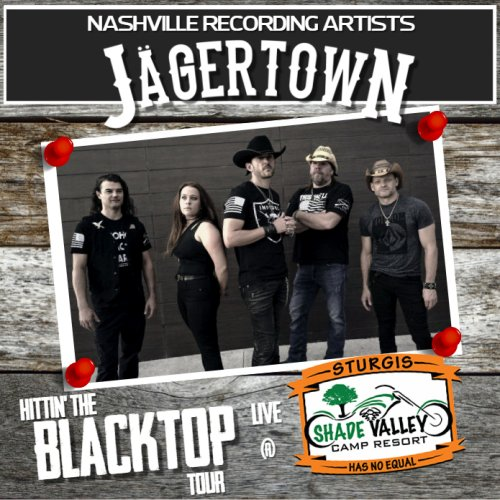 Jagertown - August 5th & 6th, 2019