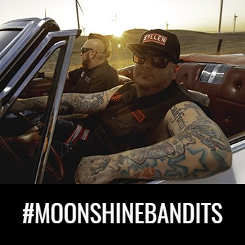 Moonshine Bandits - August 6th & 7th, 2019