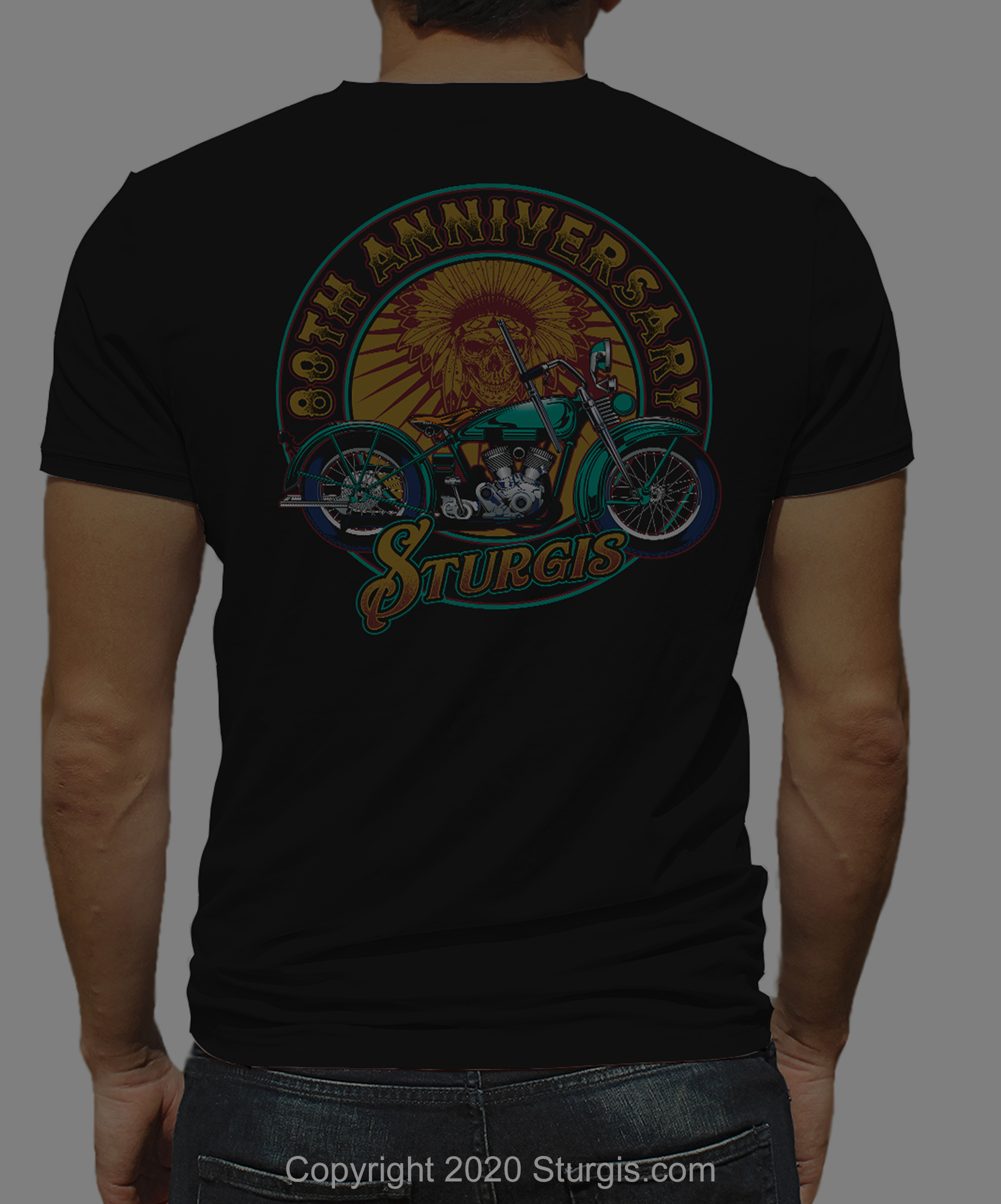 Sturgis Rally Shirts & Accessories