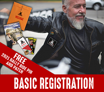 Sturgis Rally Basic Registration