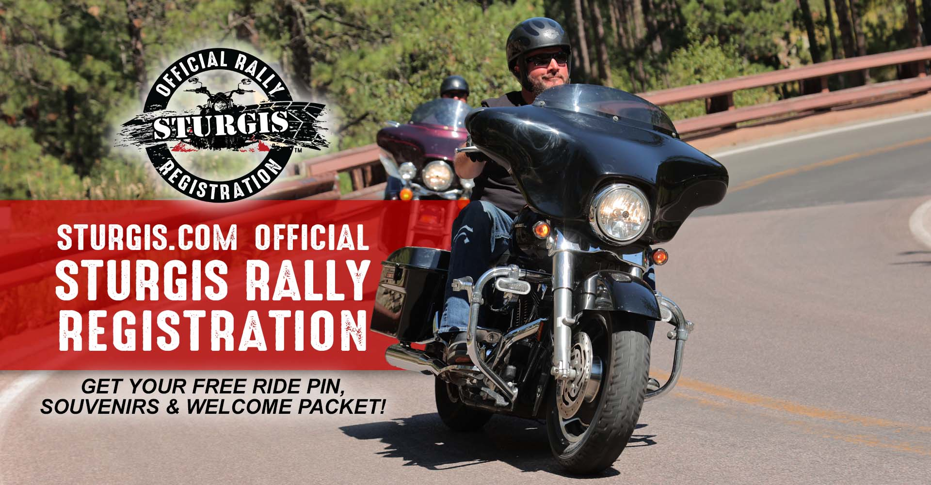 Official Sturgis Rally Registration